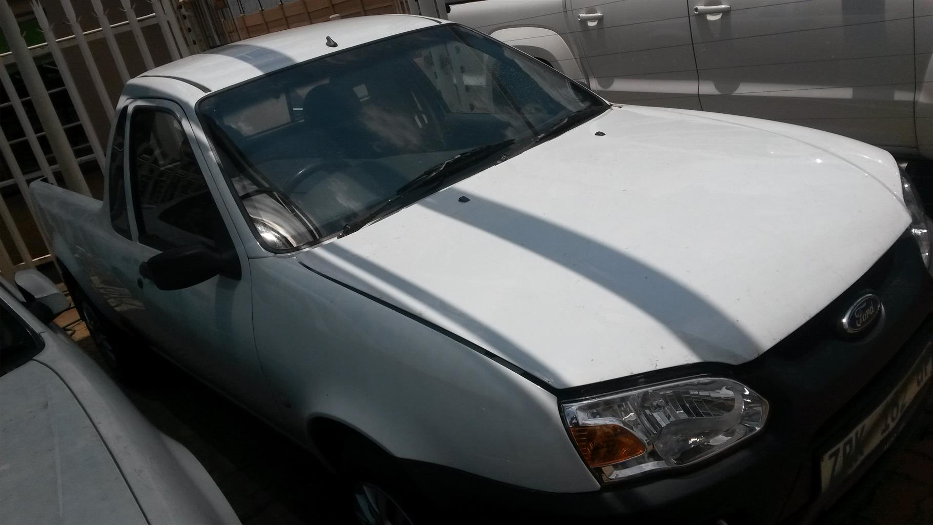 2012 Ford Bantam 1.6i