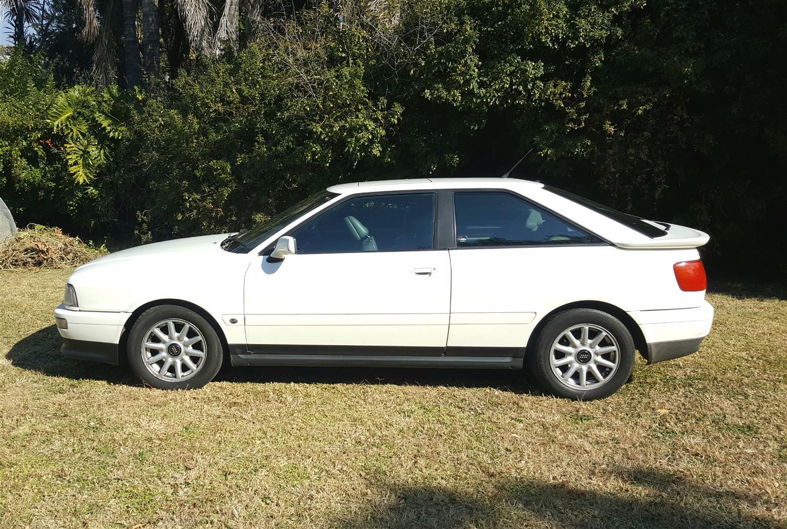 1995 Audi Quattro