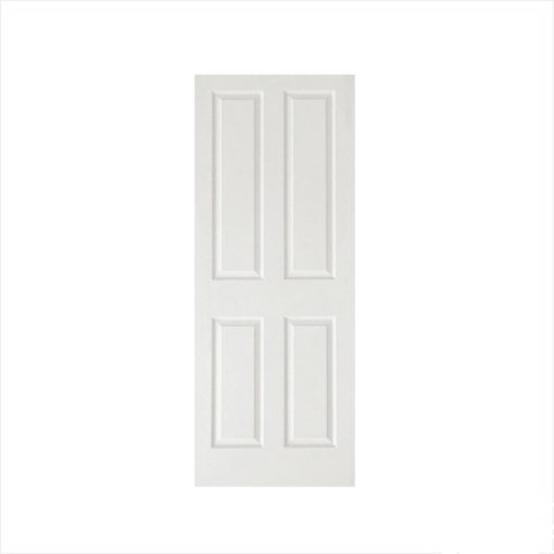 Deep Moulded Interior 4 Panel Door