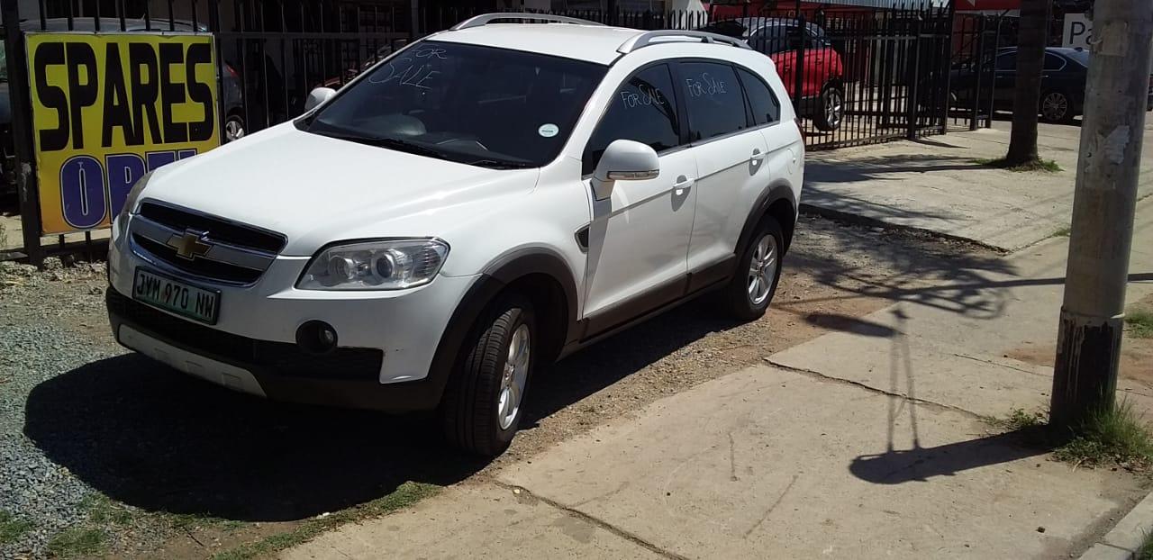 2011 Chevrolet Captiva 2.4 LT