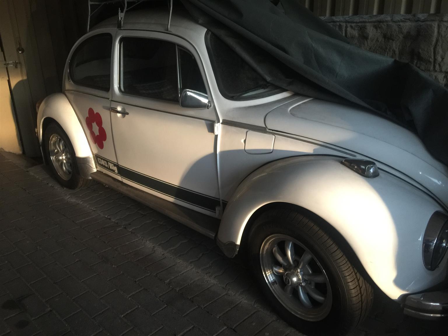 Vw beetle 1303 Big beetle LHD