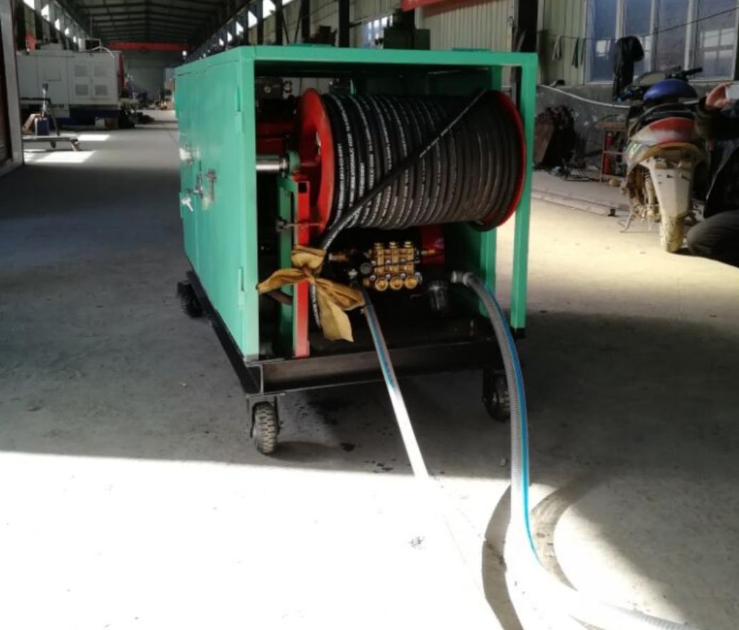 Municipal Drain High Pressure Machine