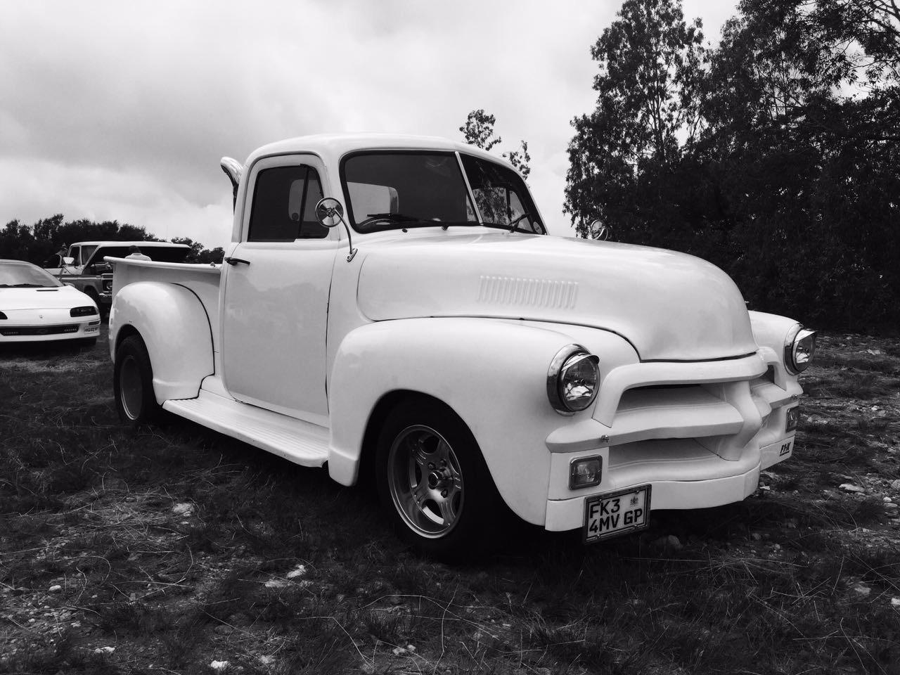 1954 Chevrolet Fleetline
