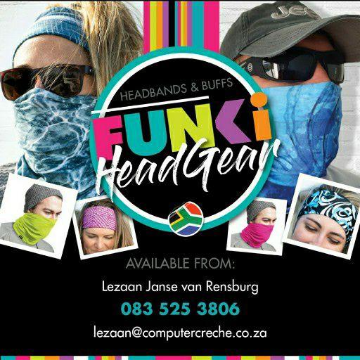 Funki Buffs & Headbands