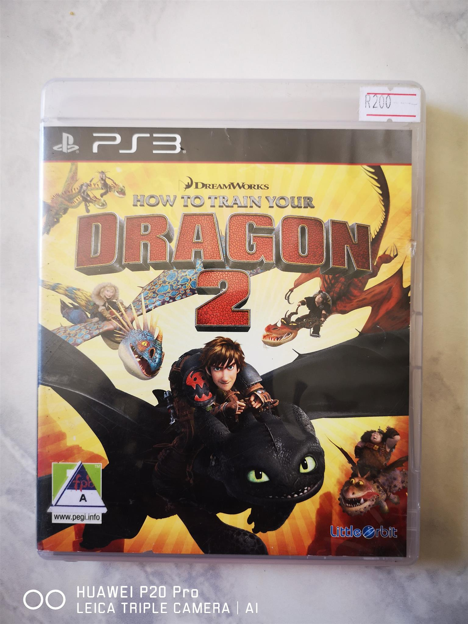 Sony Playstation 3 with accessories for sale
