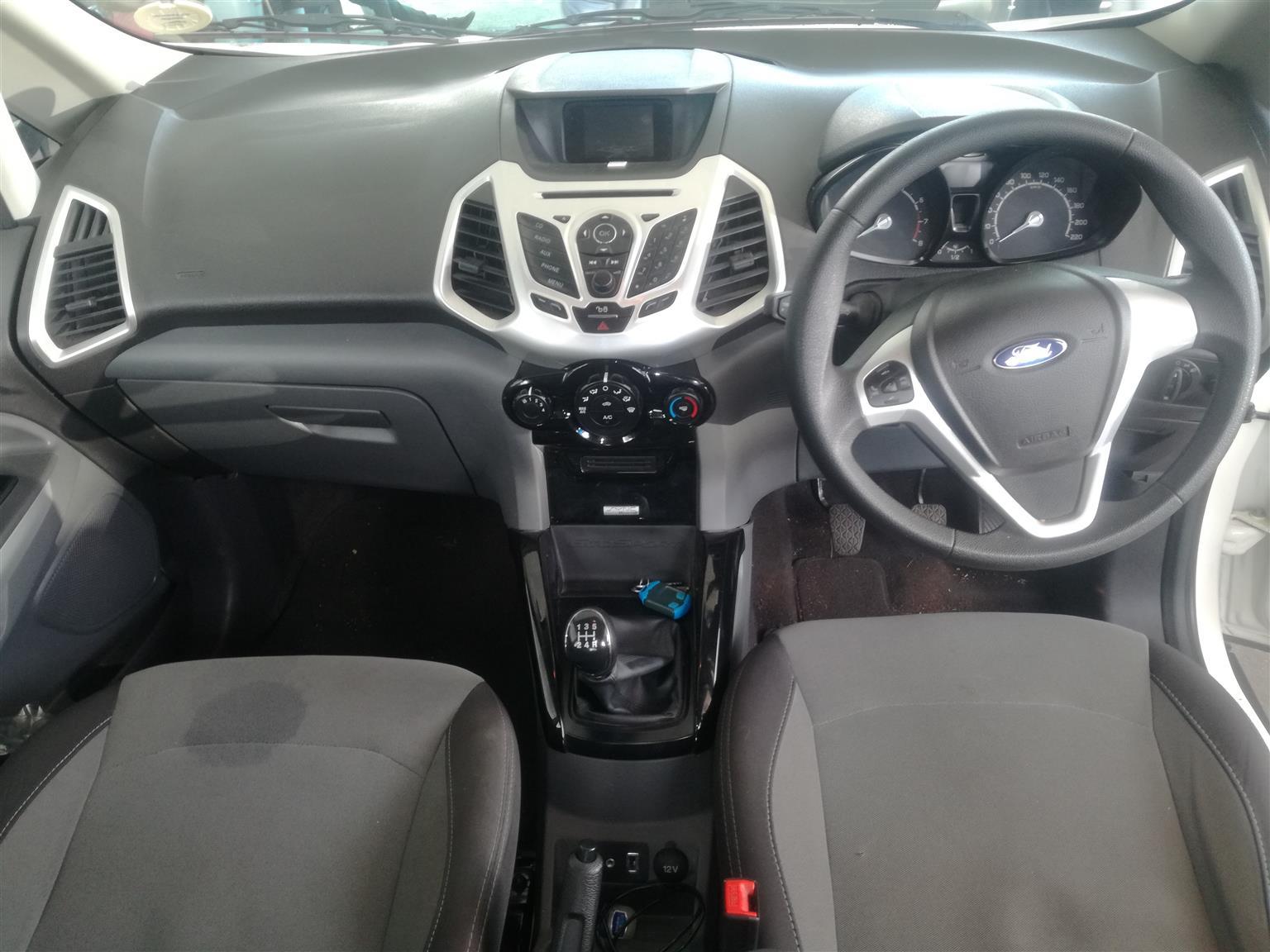 2014 Ford EcoSport 1.0T Titanium