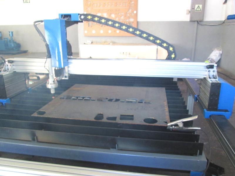 P-1530VM MetalWise Standard CNC Plasma Cutting Table 1500x3000mm, Servo Motors, Mechanical