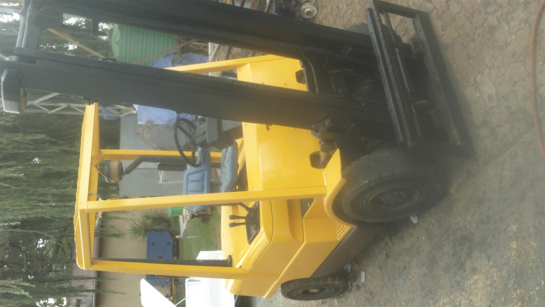 Hyser Forklift for sale