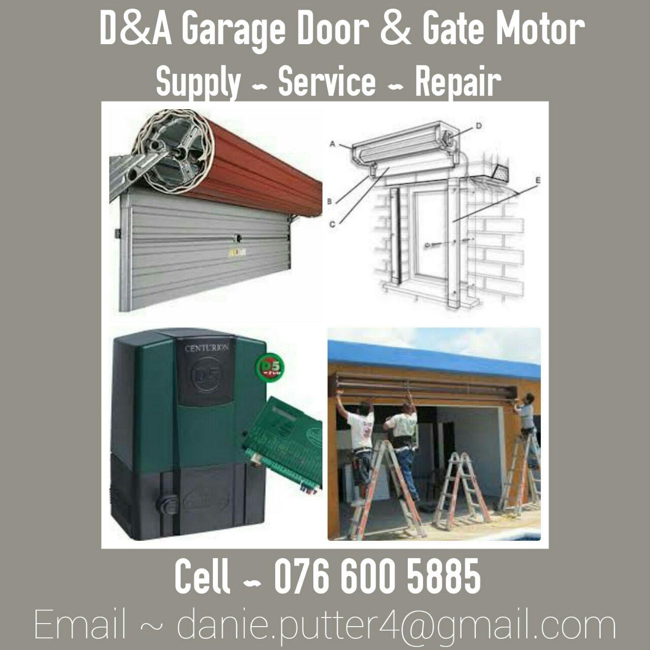 SASOLBURG , Garage door and Gate motor Service & Repairs 0824236182 CALL NOW