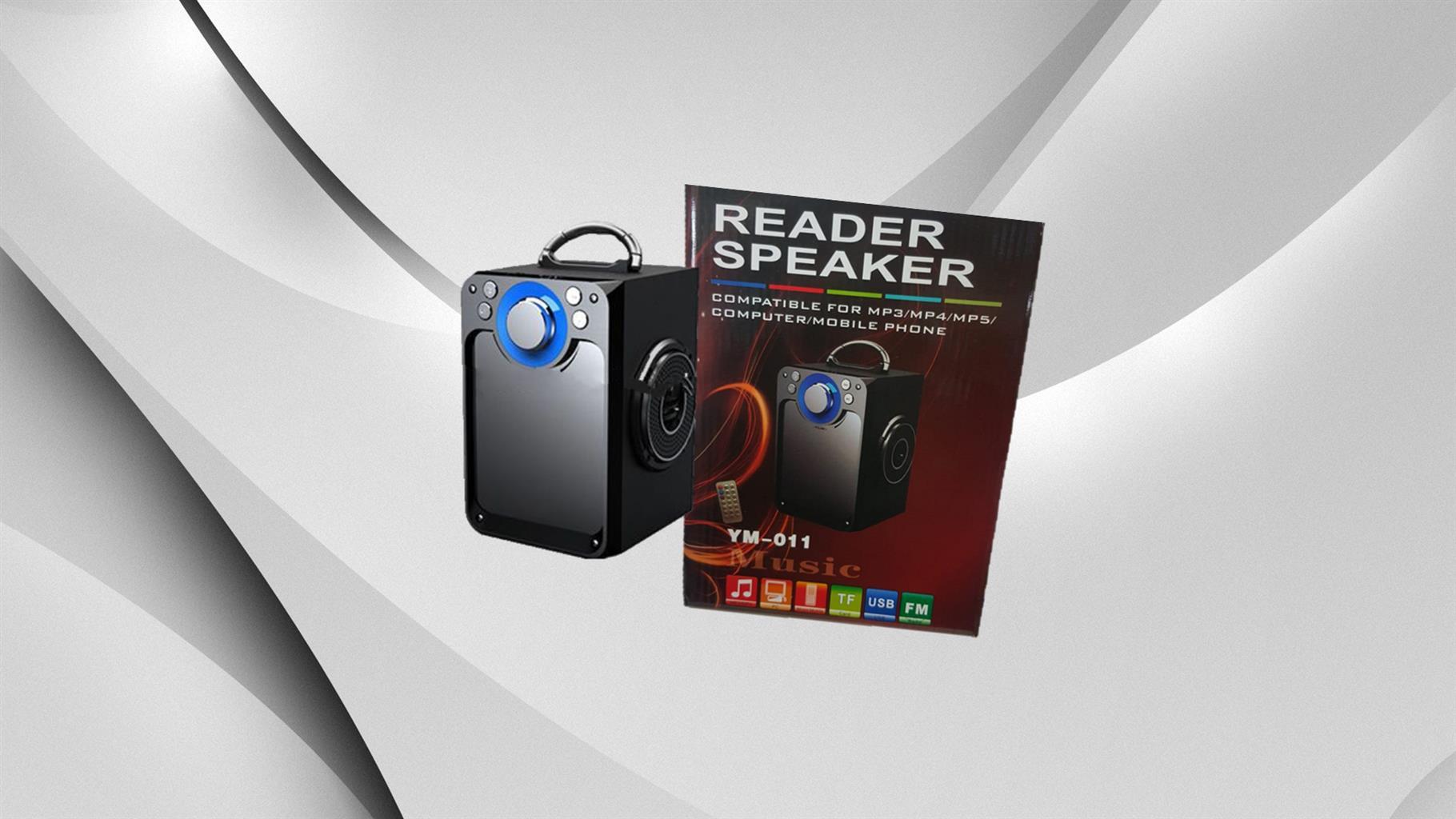 Needsbay.co.za : Bluetooth Reader Speaker