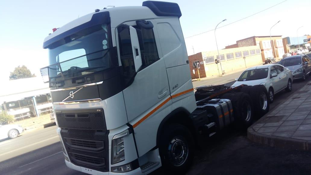 Volvos on stock