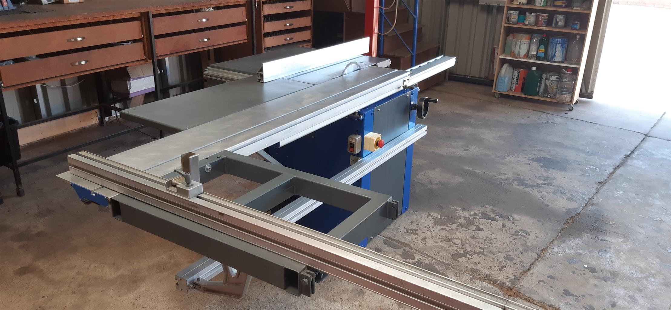 Panel Saw for Sale - MacAfric-MJ6-1800 in Excellent Condition