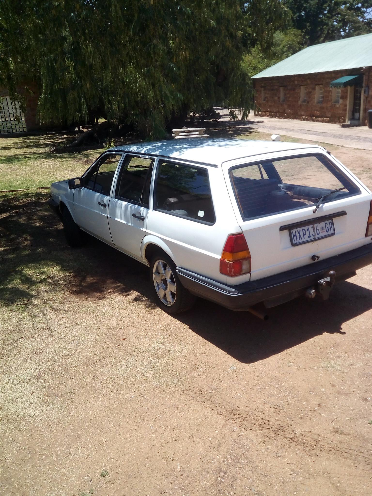 1984 VW Passat 1.8T