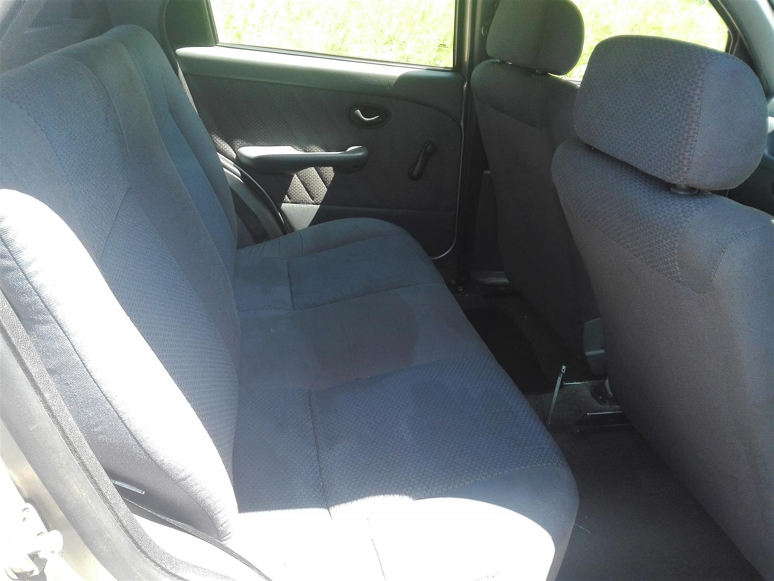 2007 Fiat Palio 1.6 ELX 5 door