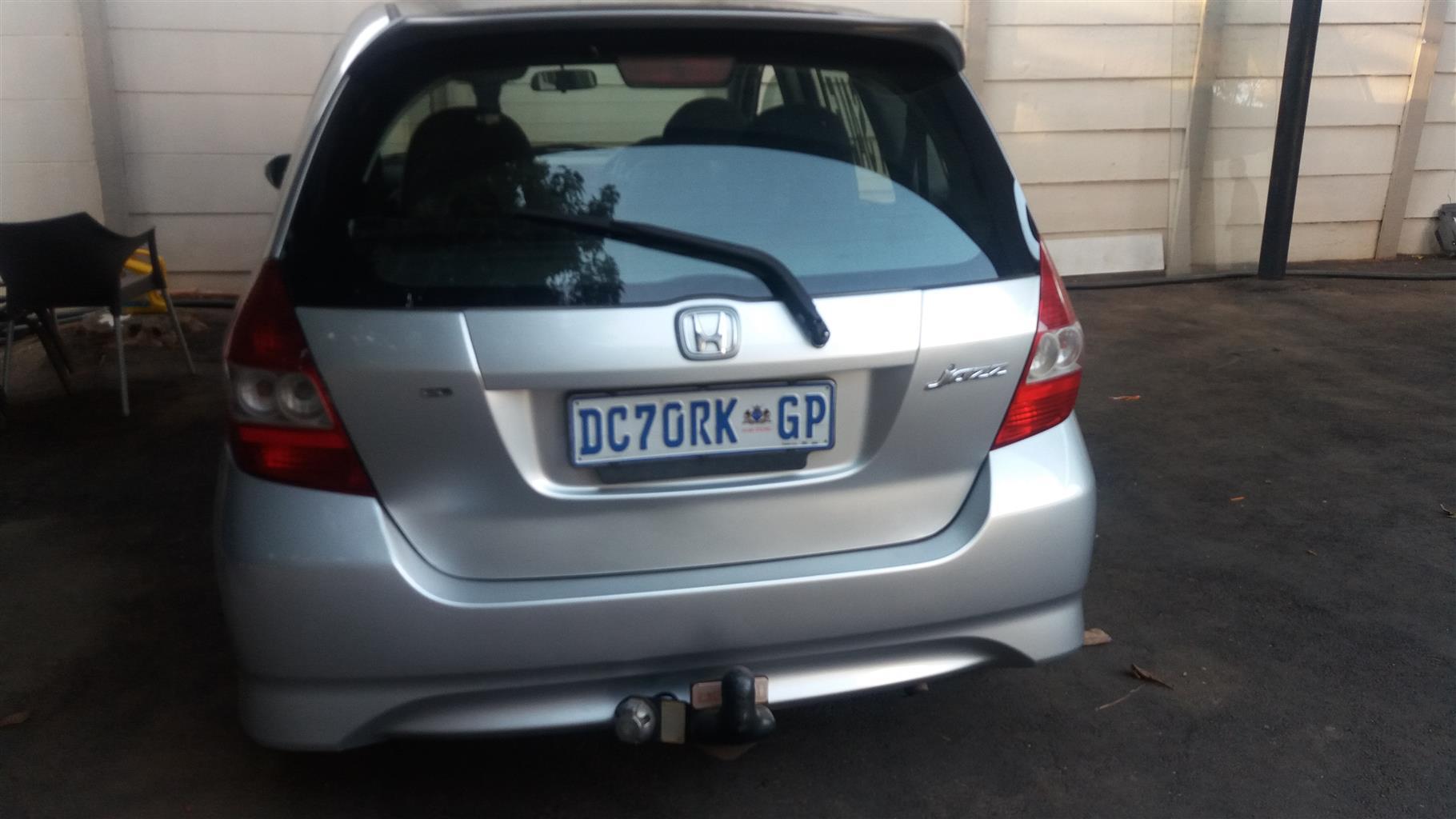 2005 Honda Jazz 1.5