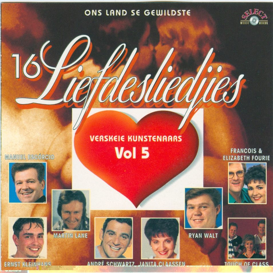 CD's van Gister no 43 to 52