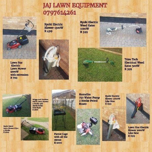 JAJ Lawn Equipment