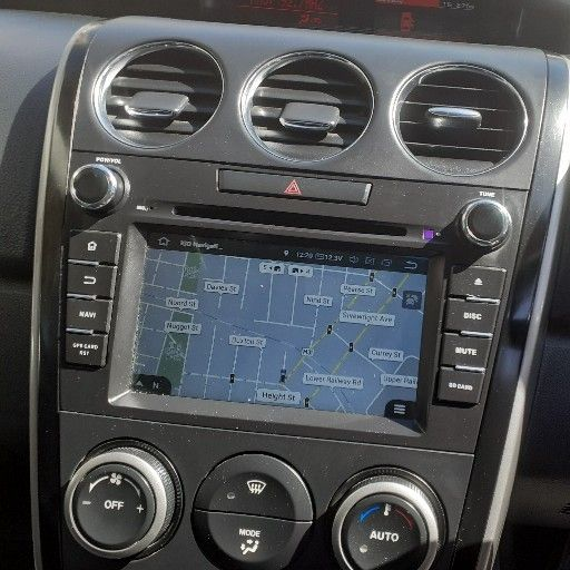 2013 Mazda CX-7 2.3T