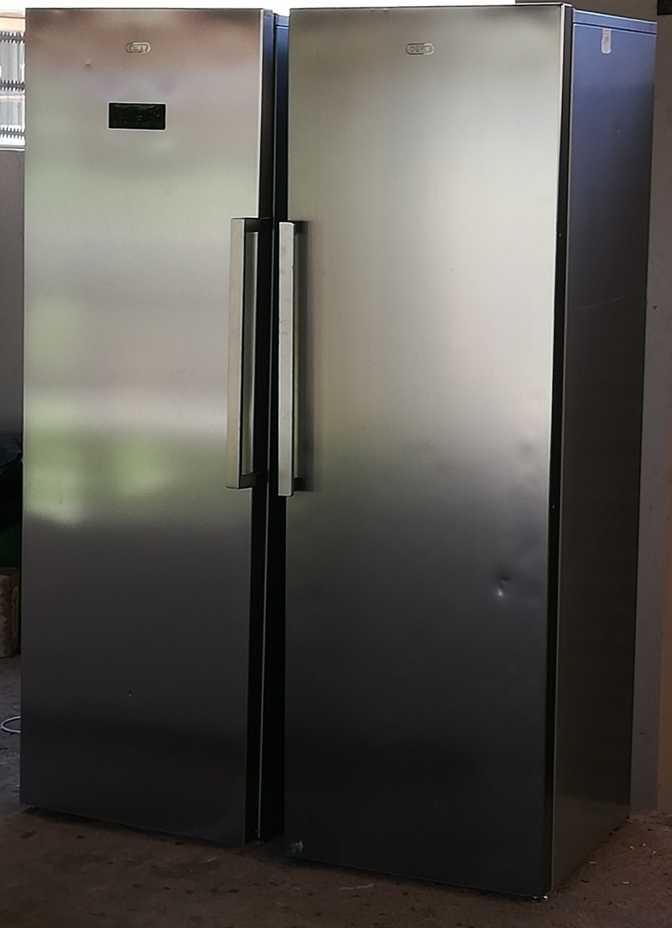 Stand Alone Fridge And Freezer