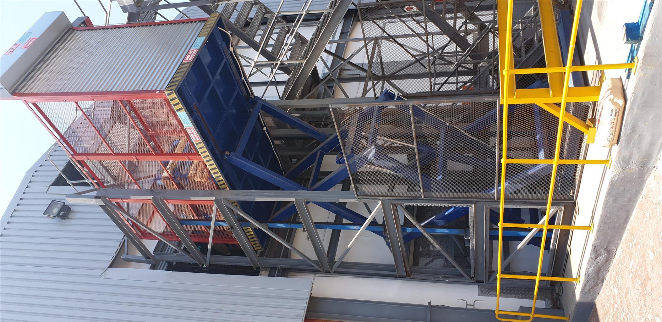 5000KG scissors  Lift Platform