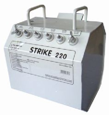 Strike Oil Cooled Welder