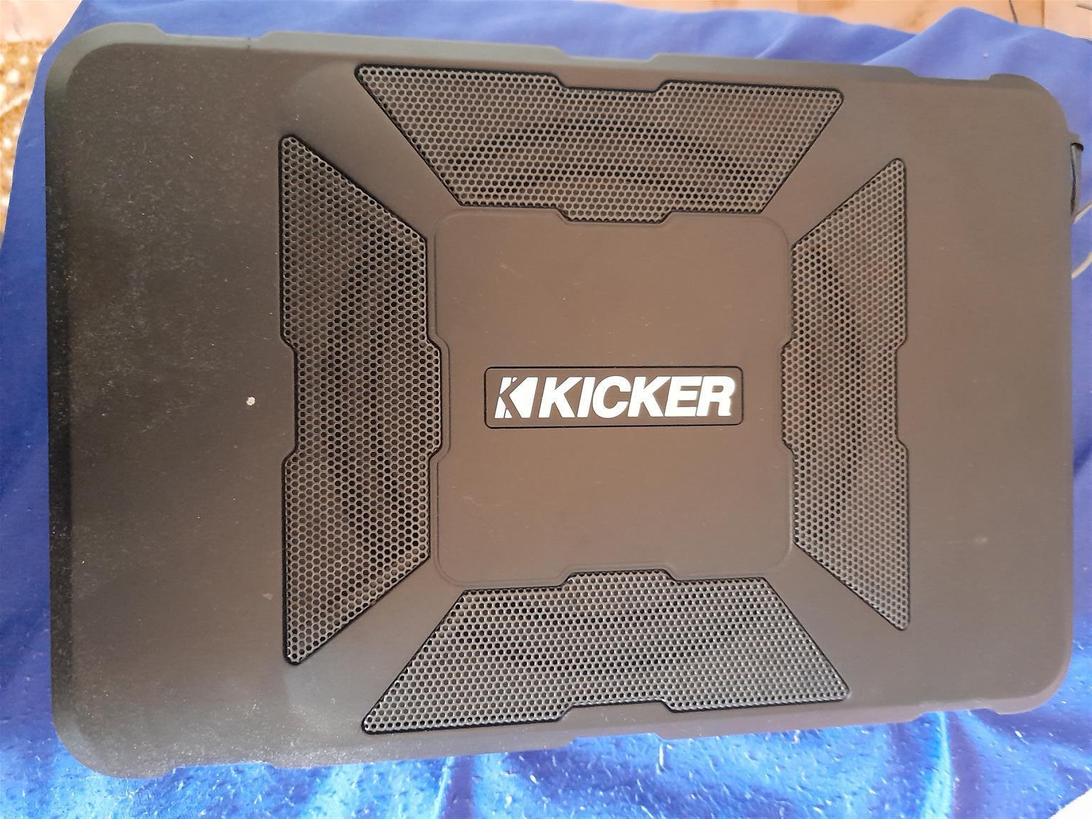 Kicker amp