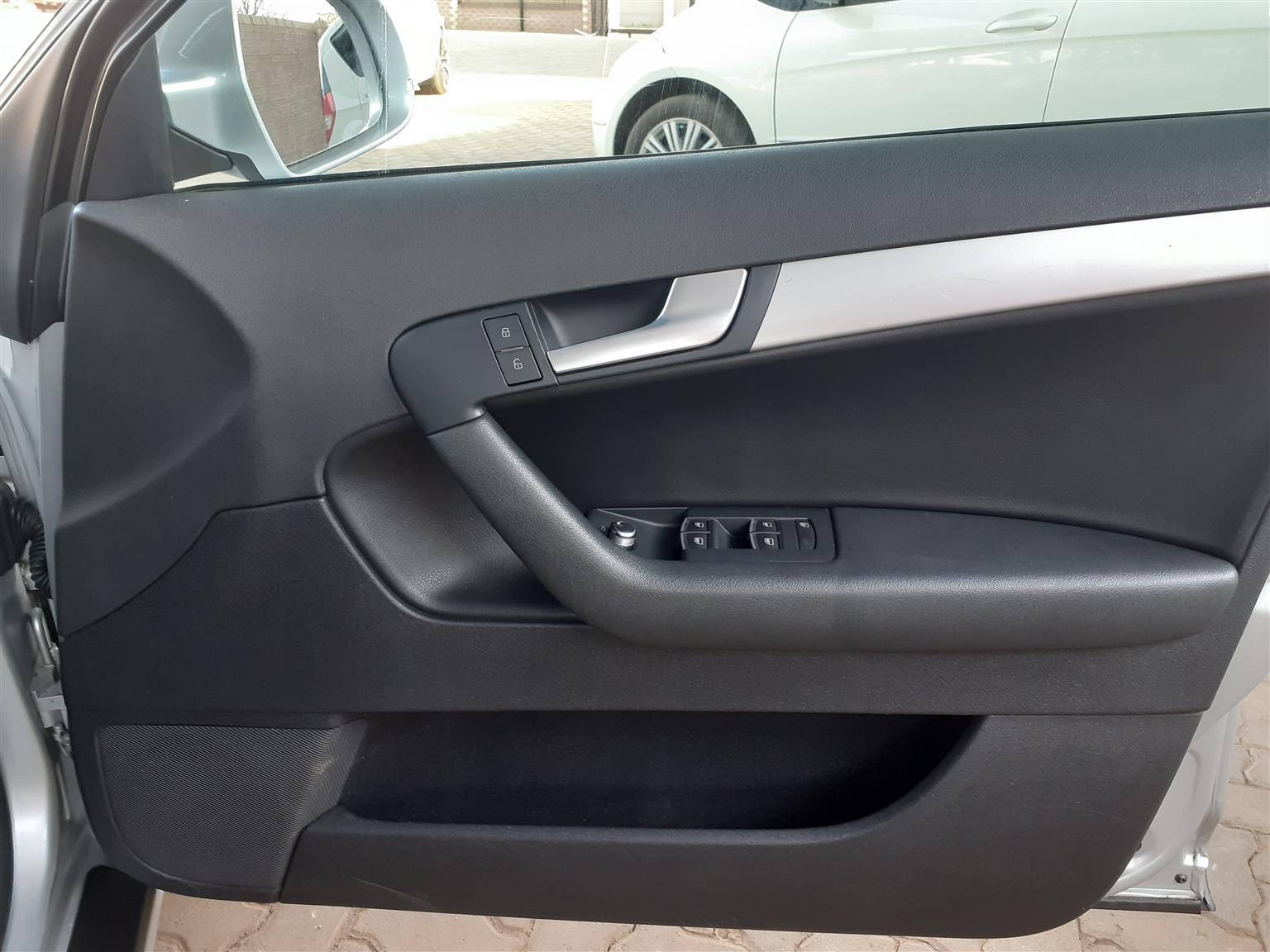 2012 Audi A3 Sportback 1.8T quattro