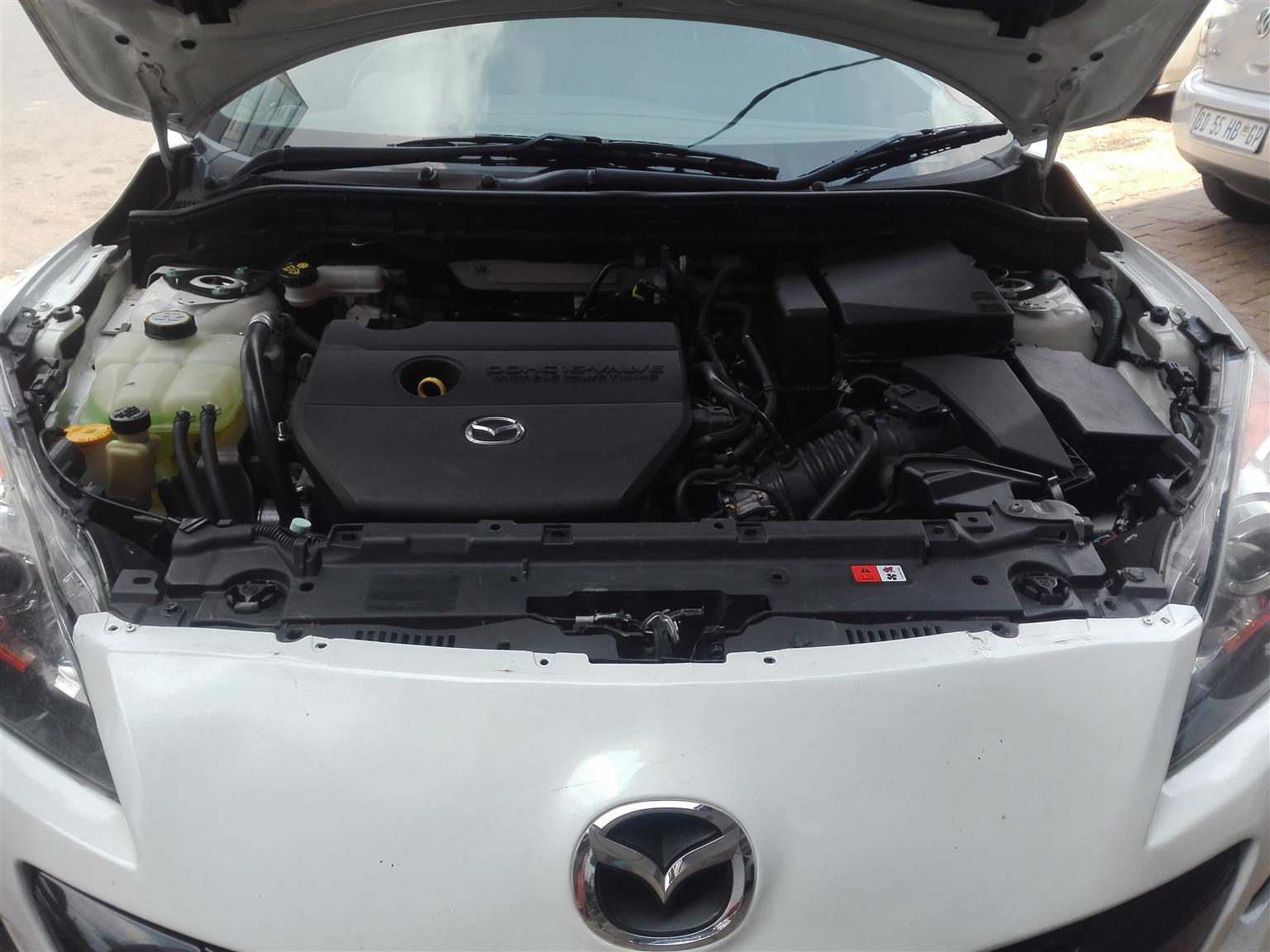 2015 Mazda 3 Mazda 2.0 Dynamic