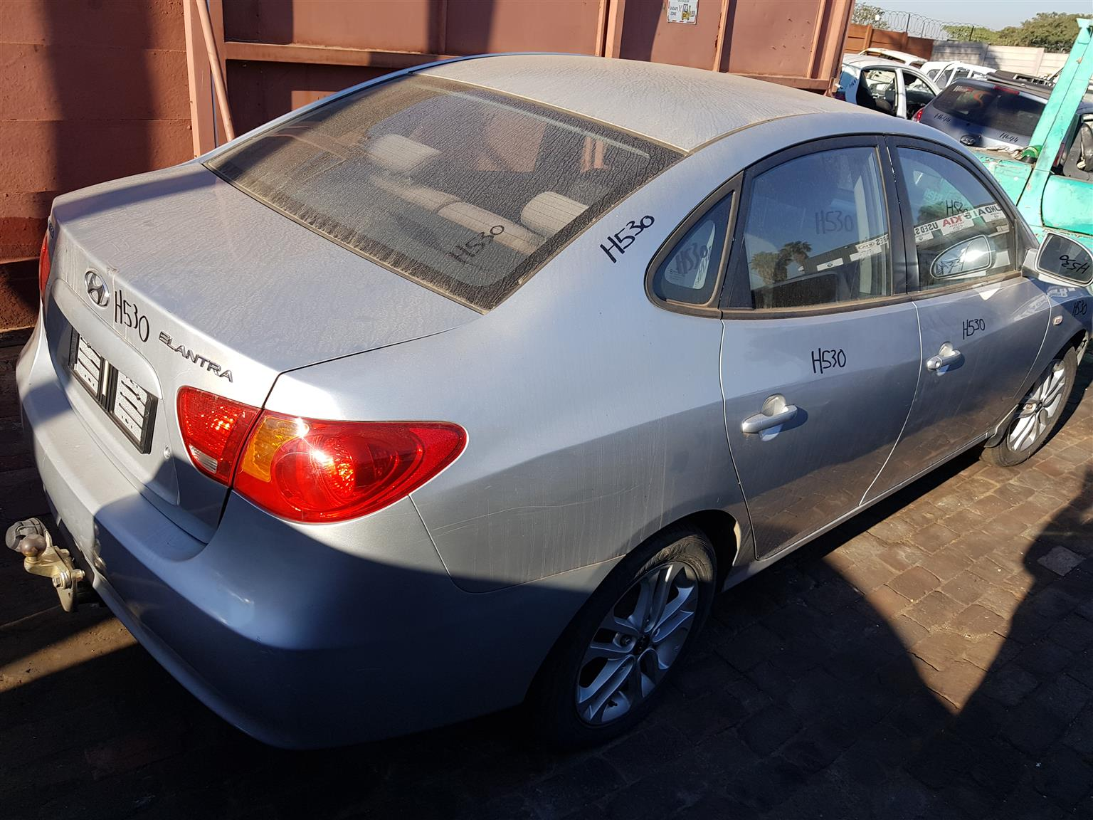 Elantra 1.6 automatic 2009 now for stripping of all parts.