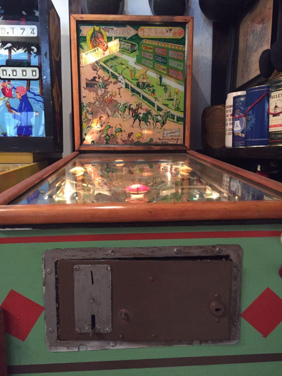 Pinball Machine Wanted for Cash
