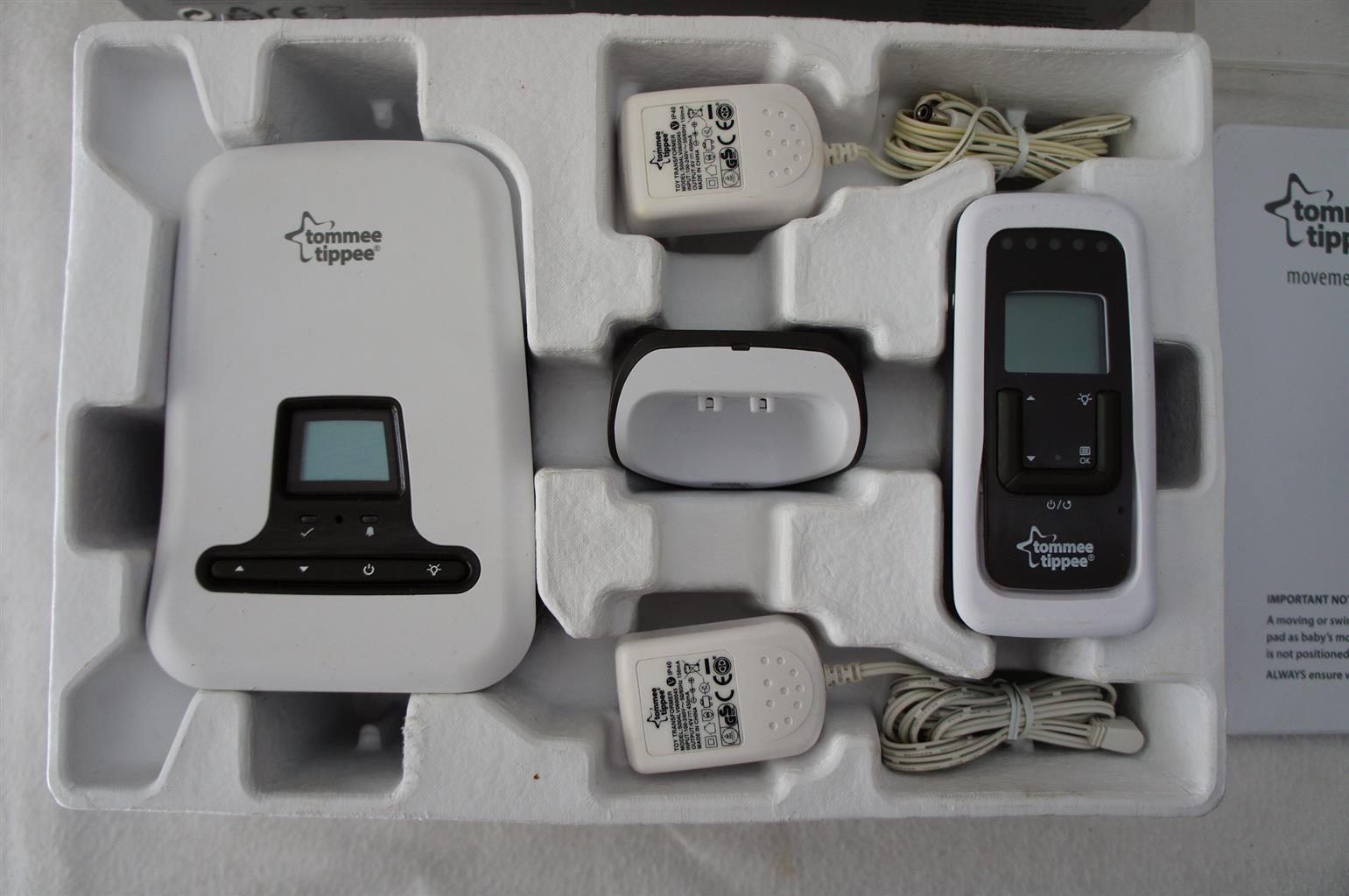 Tommee Tippee Closer To Nature Digital Monitor With