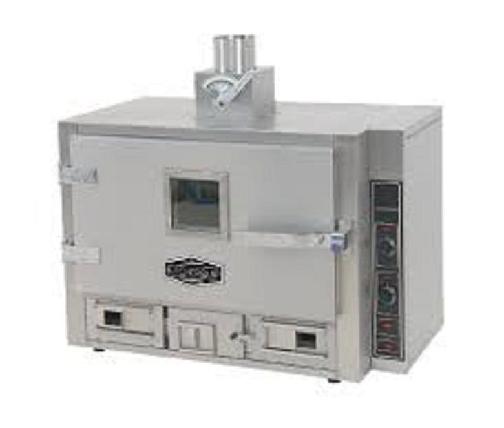 Smoking Cabinet 170Lt