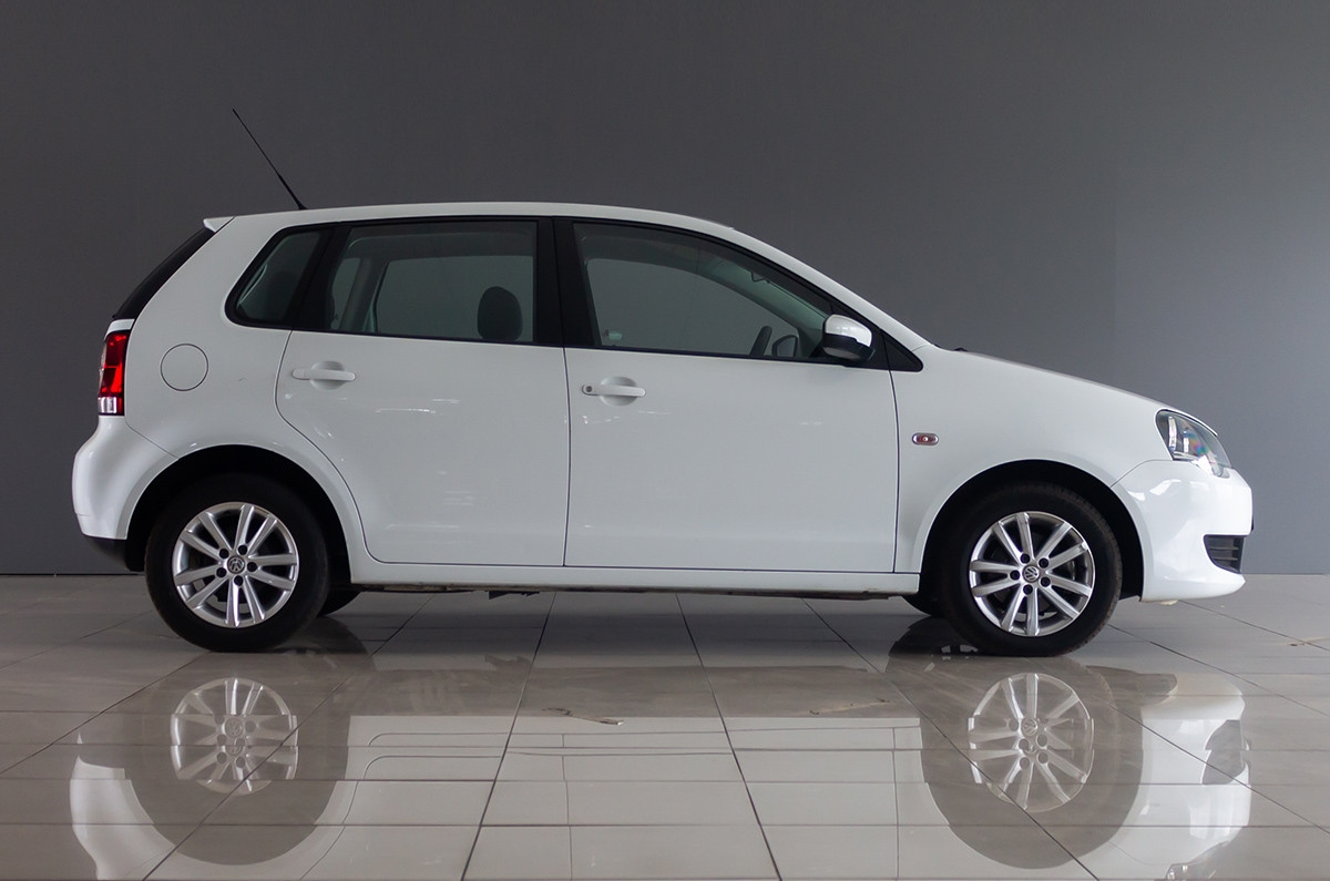 2016 VW Polo Vivo hatch 5-door POLO VIVO 1.4 TRENDLINE (5DR)
