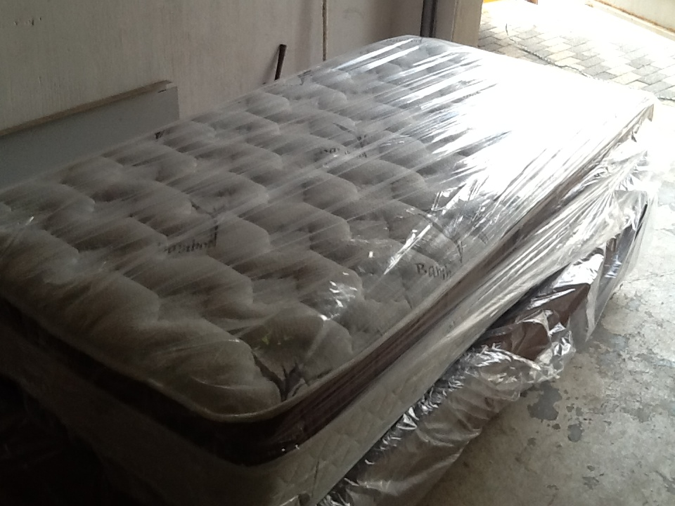 New 3/4 size Restonic/Comfy Max/Sealy/Edblo/Sleepmasters Beds from R2299