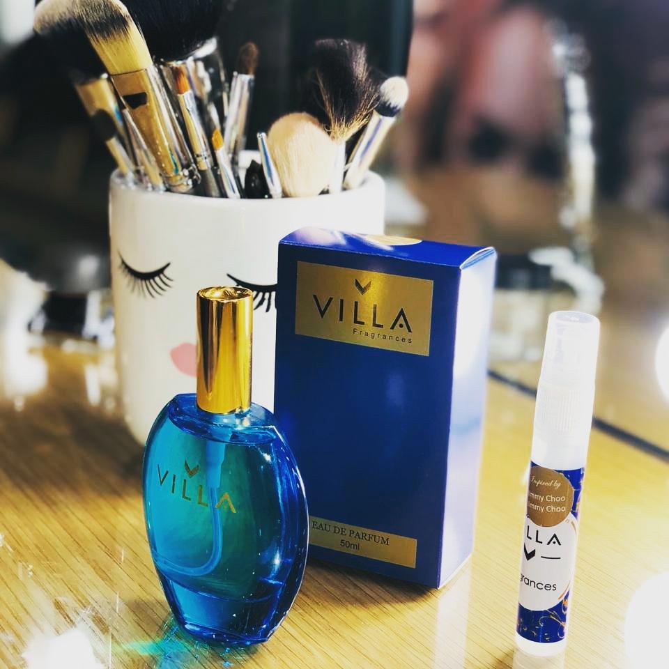 Villa fragrances