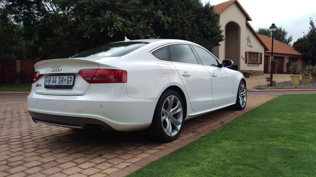2011 Audi S5 Sportback S5 SPORTBACK 3.0T FSI QUATTTO TIP