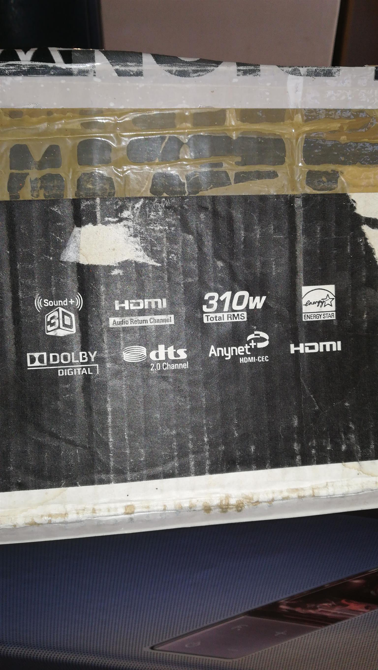 Samsung HW F751 sound bar 310 watts