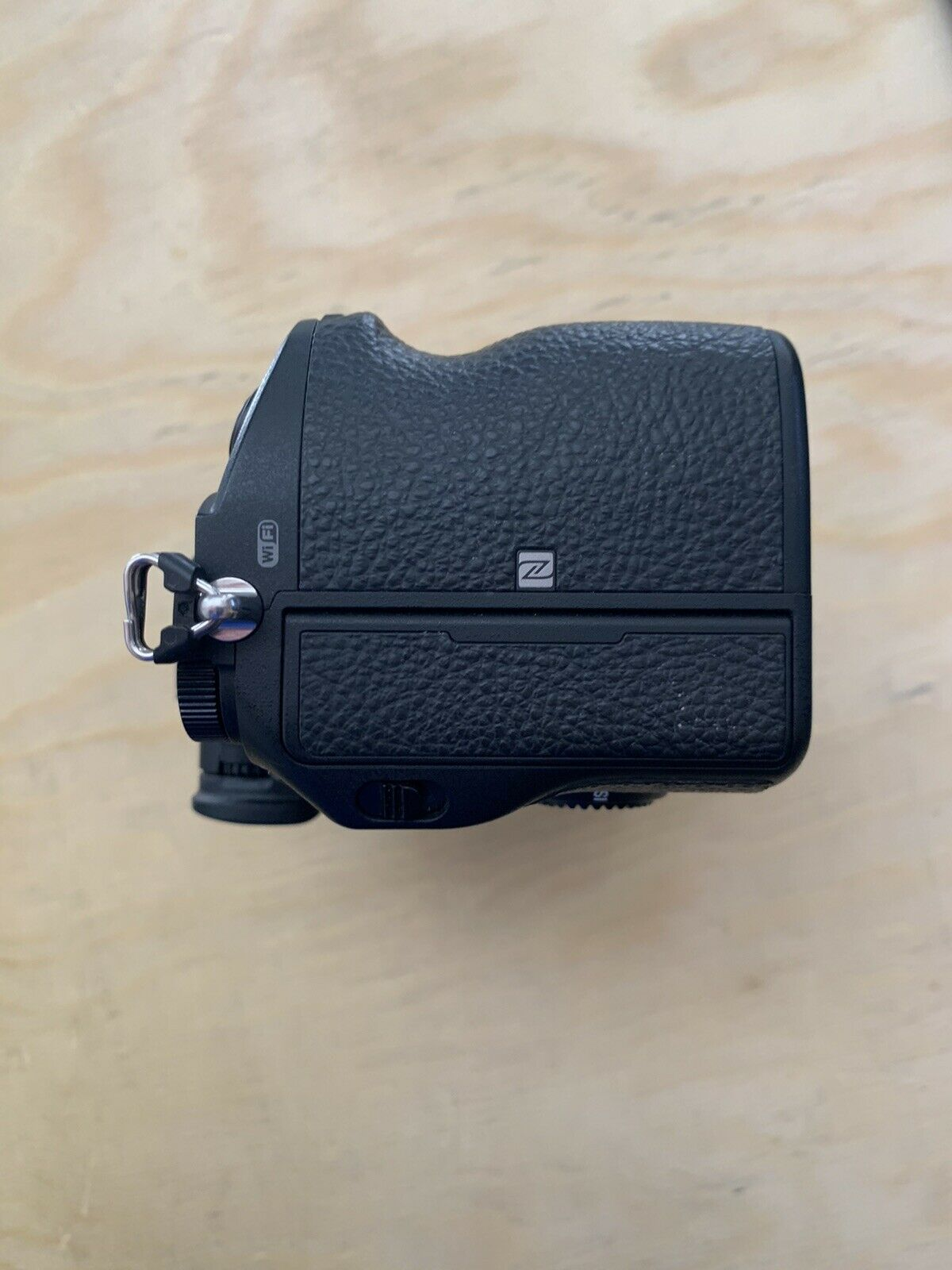 Sony a7 III 24.2 MP Mirrorless Digital Camera (body only)