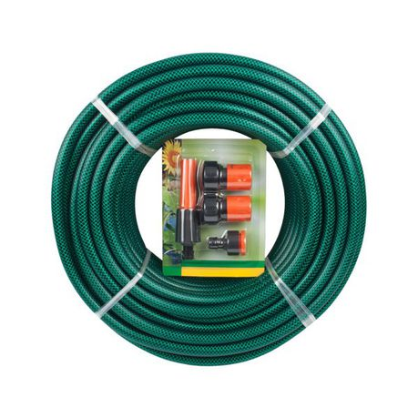 Hosepipe 20mm 30m and fittings