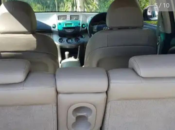 2007 Toyota Rav4 RAV4 2.0 VX automatic