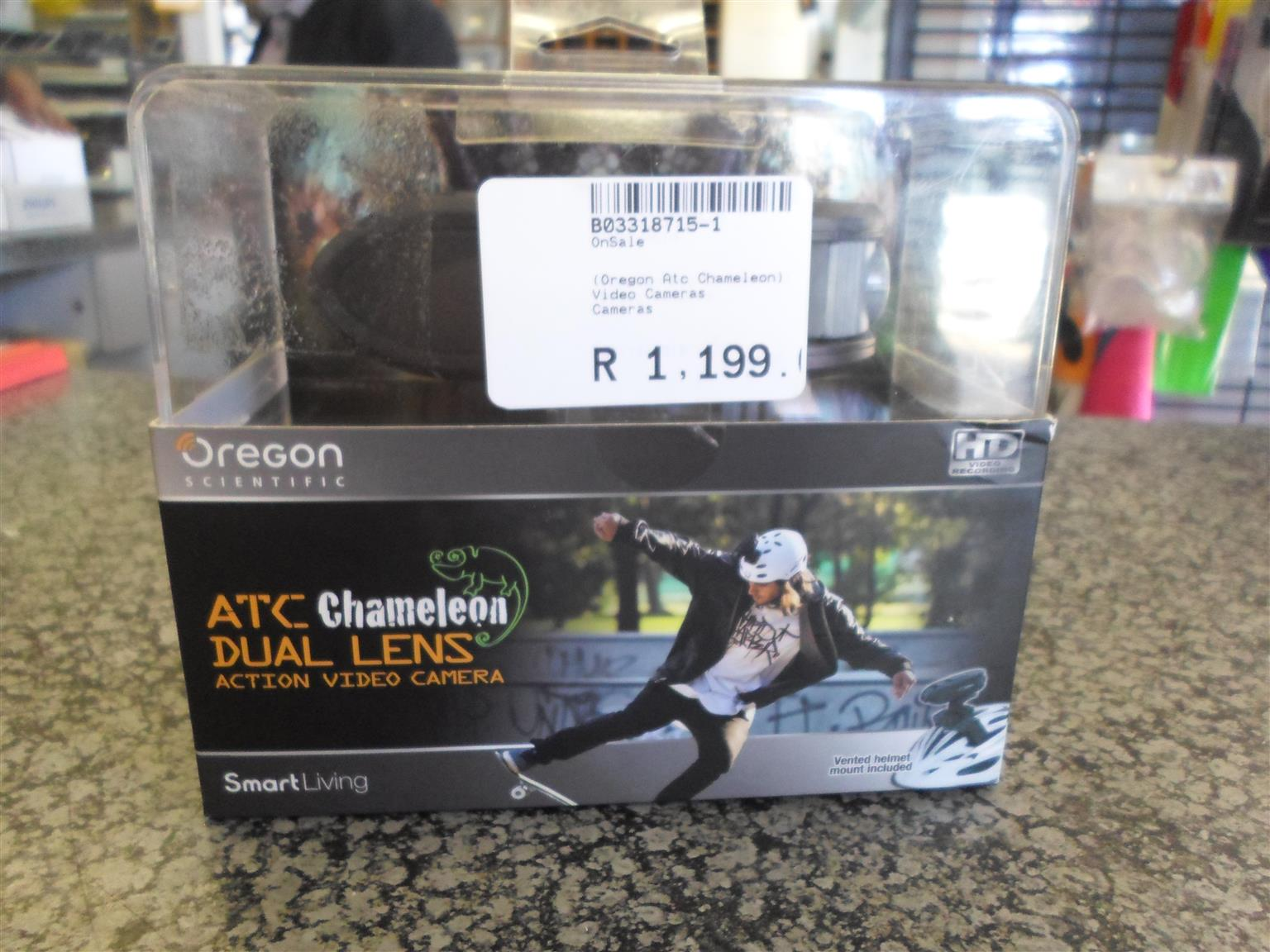 ATC Chameleon Dual Action Video Camera