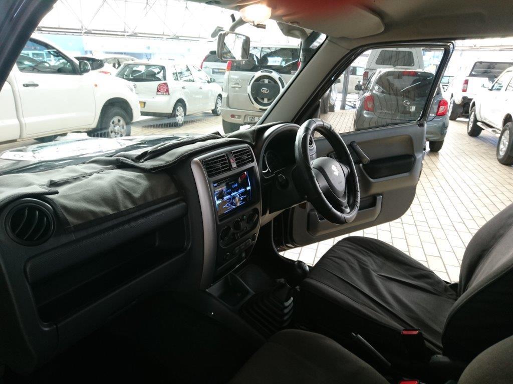 2016 Suzuki Jimny