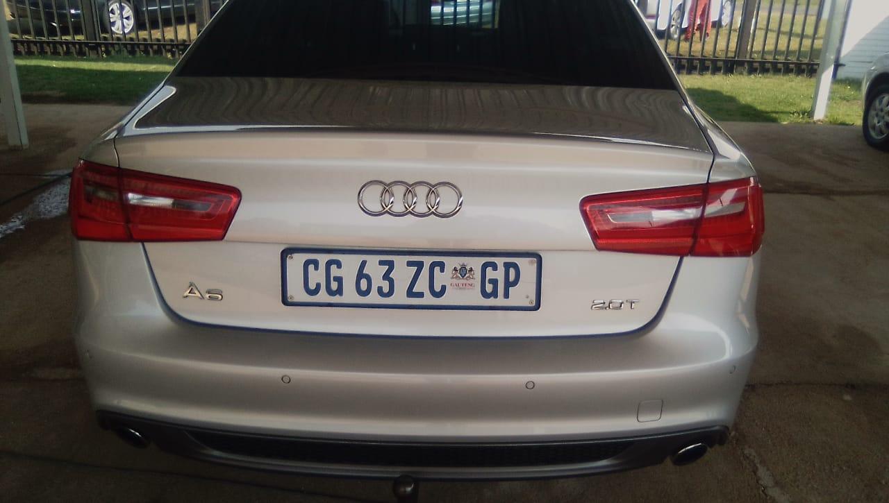 2013 Audi A6 2.0T multitronic