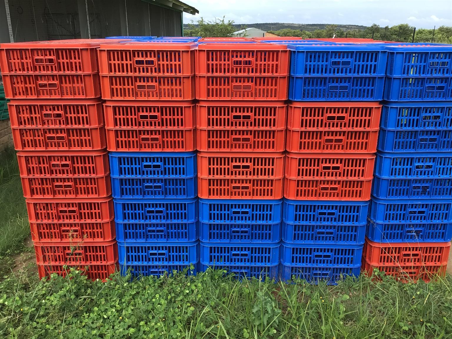 Chicken Crates