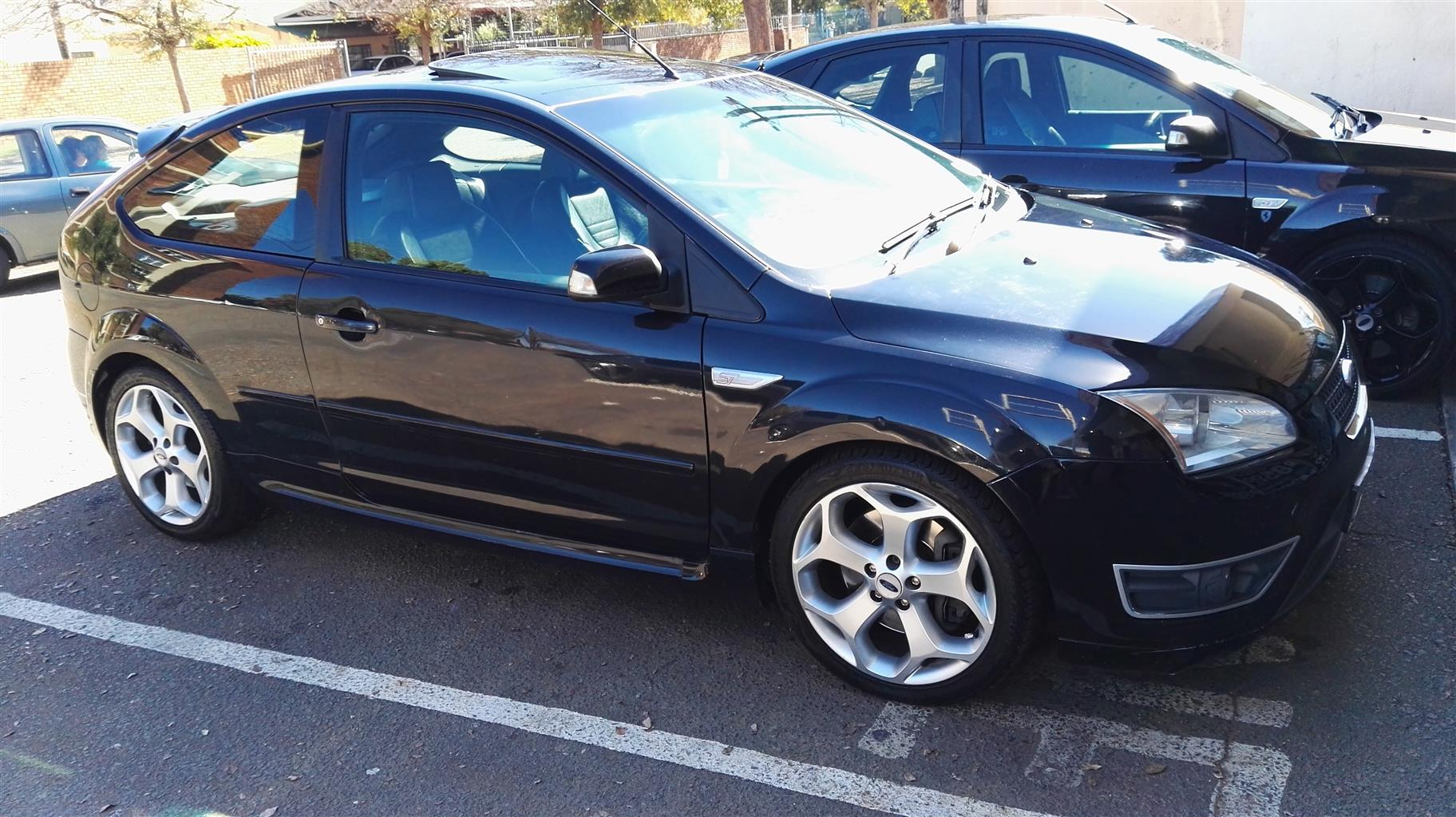 2006 Ford ST Focus