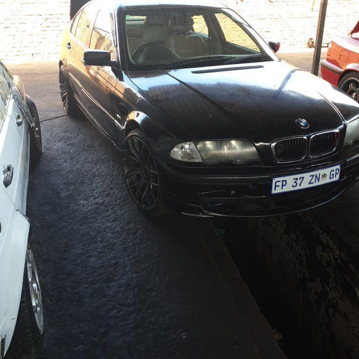 BMW e46 318 preface