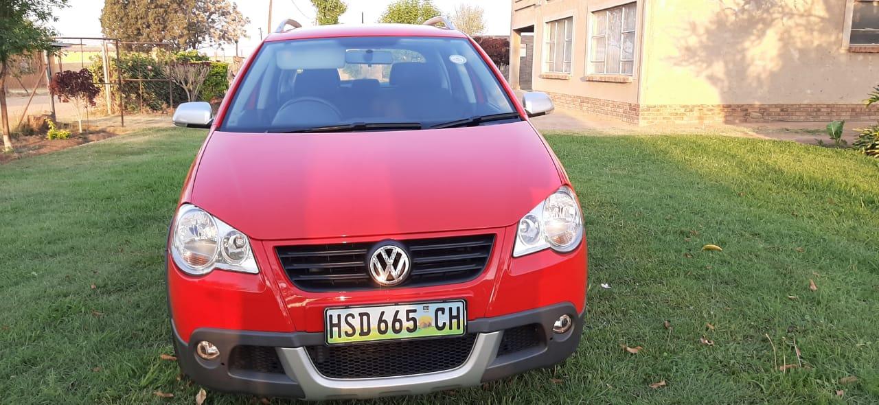 2008 VW Cross Polo 1.2TSI