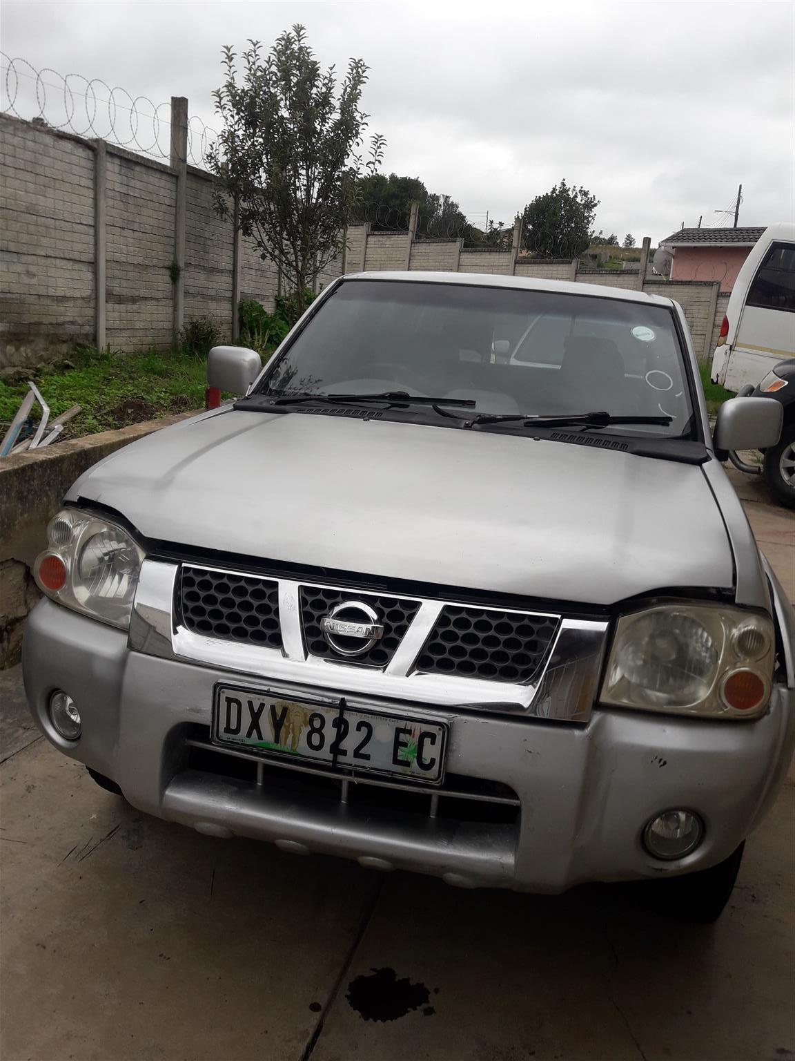 Nissan Hardbody 2.4 16V 4x4