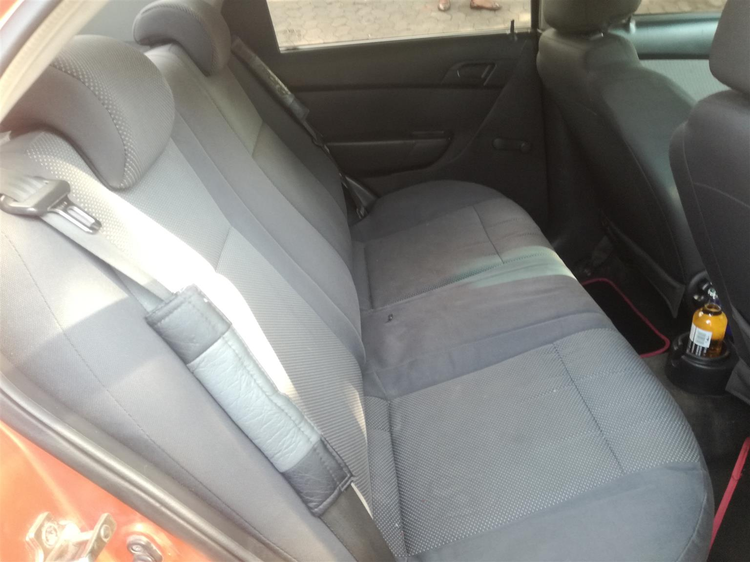 2006 Chevrolet Aveo 1.6 LS hatch