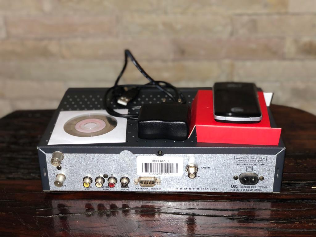 DSTV MultiChoice Decoder & DSTV Mobile Drifta